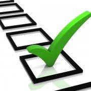 New Year Web Marketing Checklist