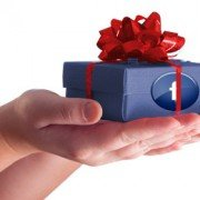 Facebook gifts services