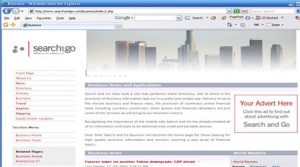 IE7 Beta.2 screenshot