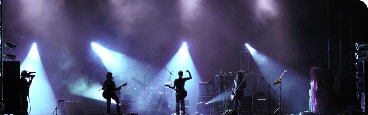 Online marketing for music & entertainment